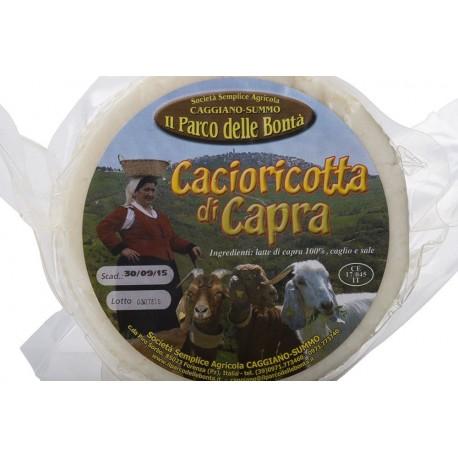 CACIORICOTTA DI CAPRA LUCANA 300 gr