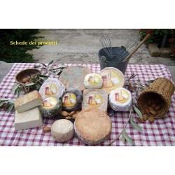 Formaggi di capra girgentana presidio slow food
