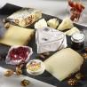 Plateau di formaggi francesi