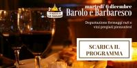 Notti in formaggeria : degustazione guidata di formaggi rari e vini piemontesi Barolo e Barbaresco