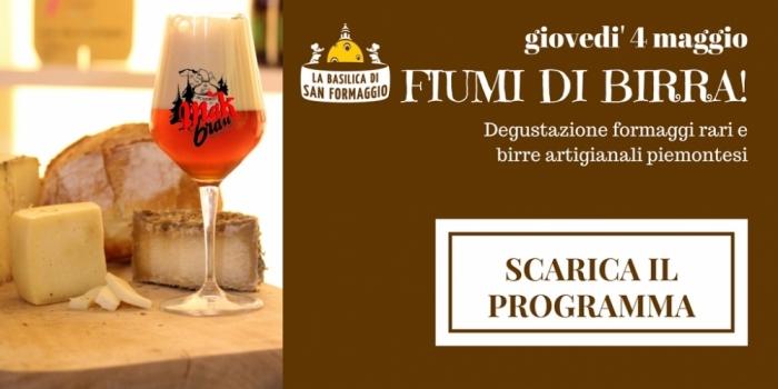 Grandi formaggi italiani ed europei e birra artigianale